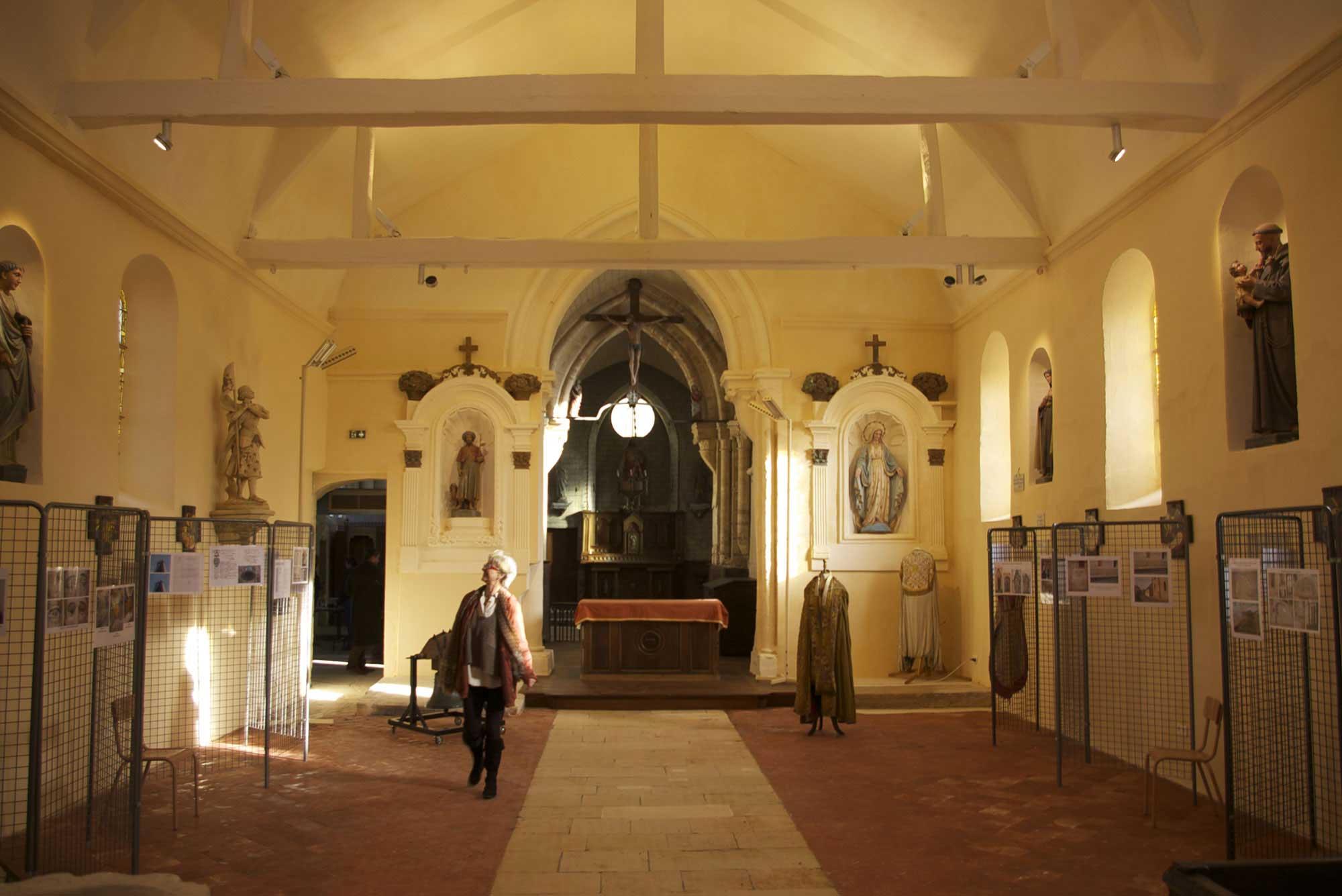 Bancilhon - renovation eglise - patrimoine