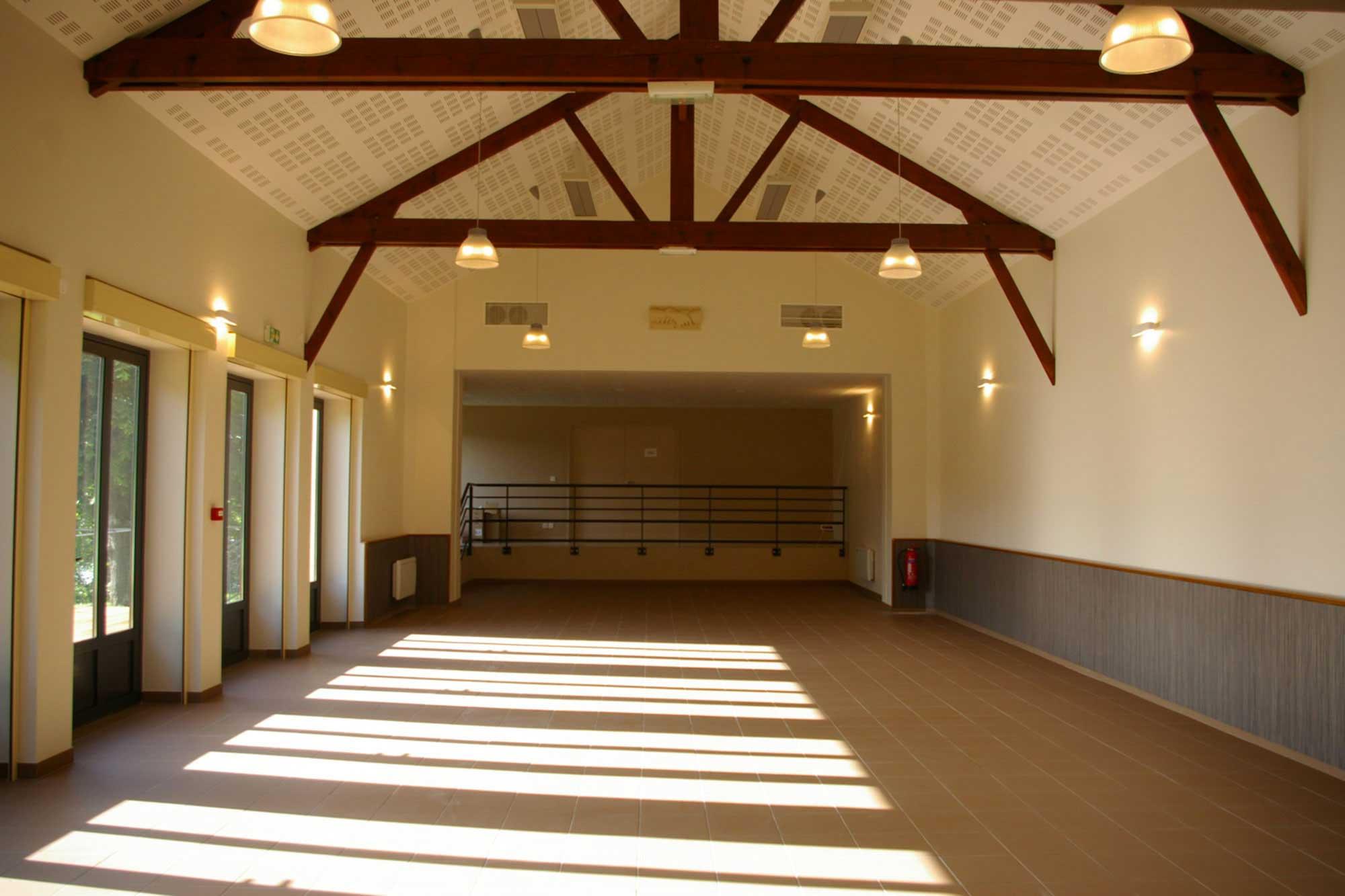 renovation maison pour Tous a Vaureal Bancilhon architecte